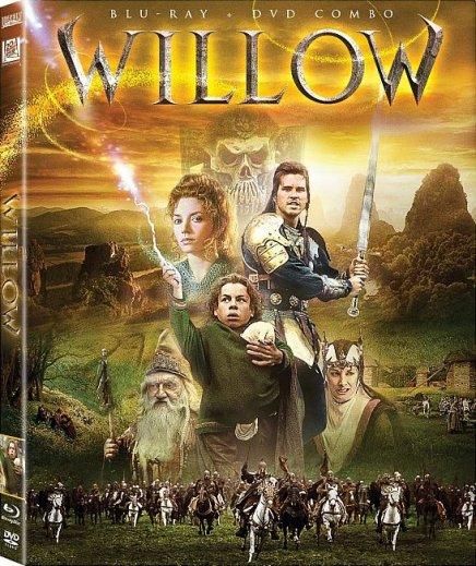 Willow en Blu Ray : toutes les infos