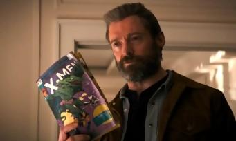 LOGAN : pourquoi Wolverine tient-il une bd X-MEN dans le trailer ? Explications.
