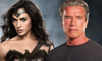 Arnold Schwarzenegger dans Wonder Woman et Predator ?