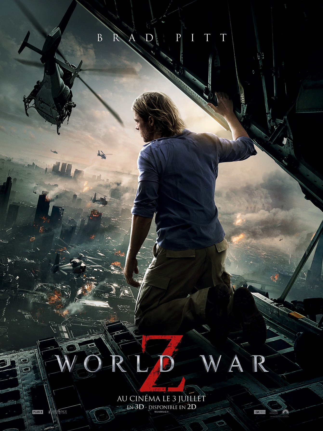 [MULTI] World War Z  [DVDRiP]  [FRENCH]  [THEATRiCAL]