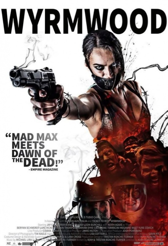 film en ligne : Wyrmwood: Road of the Dead 2014