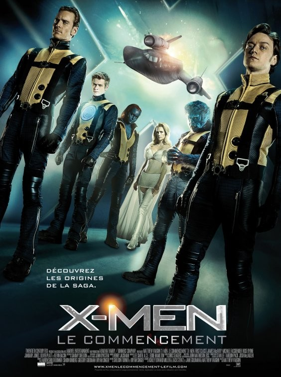 [MULTI] X-Men : Le Commencement [DVDRiP]