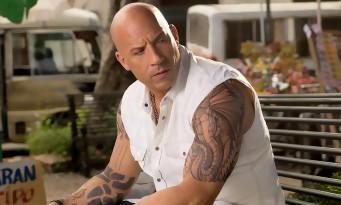 XXX 4 : Vin Diesel rempile en Xander Cage pour des cascades encore plus dingues