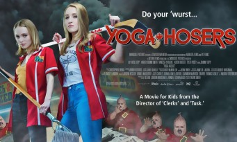 YOGA HOSERS : Lily-Rose et Johnny Depp face à des saucisses nazies (trailer)