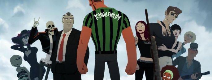 Zombillénium le film : des monstres, du rock et du fun - interview