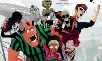 ZOMBILLENIUM : extrait et bande-annonce pour l'adaptation de la BD