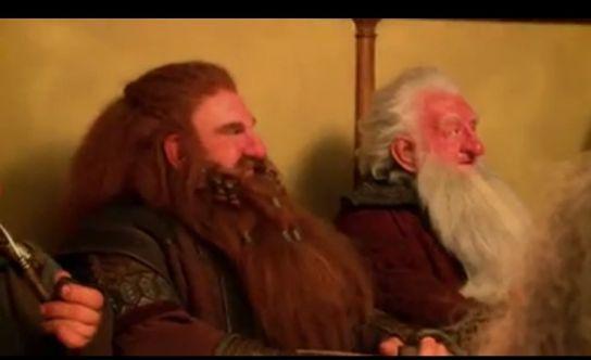 Bilbon jeune est interprété par Martin Freeman, un acteur qui a le...
