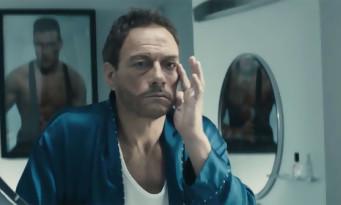 Jean-Claude Van Johnson : Jean-Claude Van Damme looser et vieilli pour sa série (trailer)