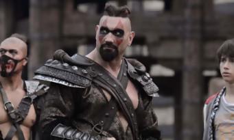 THE WARRIORS GATE : de l'héroic fantasy et des jeux vidéos pour Luc Besson