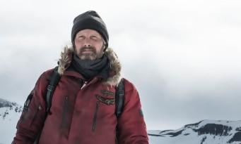 ARCTIC : Mads Mikkelsen signe son Man vs Wild (bande-annonce)