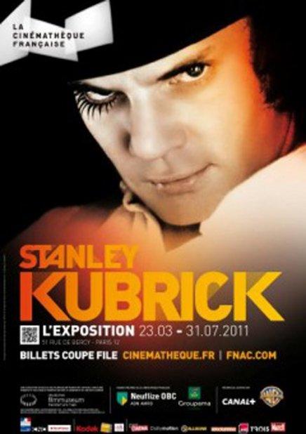 L'exposition Stanley Kubrick ouvre ses portes aujourd'hui