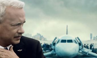 """SULLY : """"Je déconseillerai de prendre l'avion avec moi"""" Tom Hanks interview"""