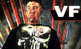 THE PUNISHER sera la série la plus violente de Netflix (bande annonce)