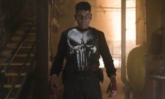 THE PUNISHER sera la série la plus violente de Netflix (bande-annonce)