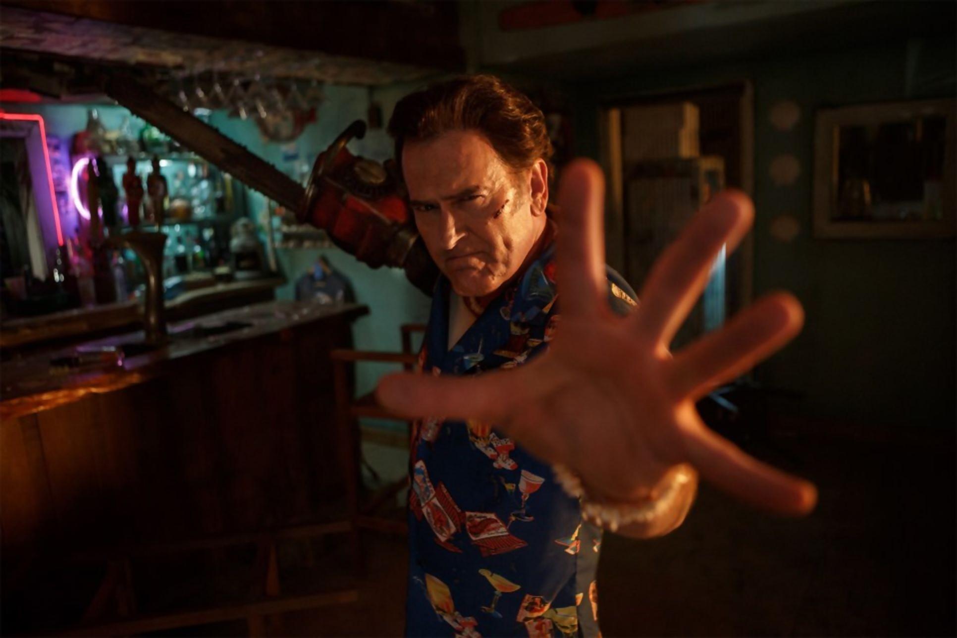 Ash vs evil dead une saison 2 encore plus gore et wtf for Chambre 13 film marocain trailer