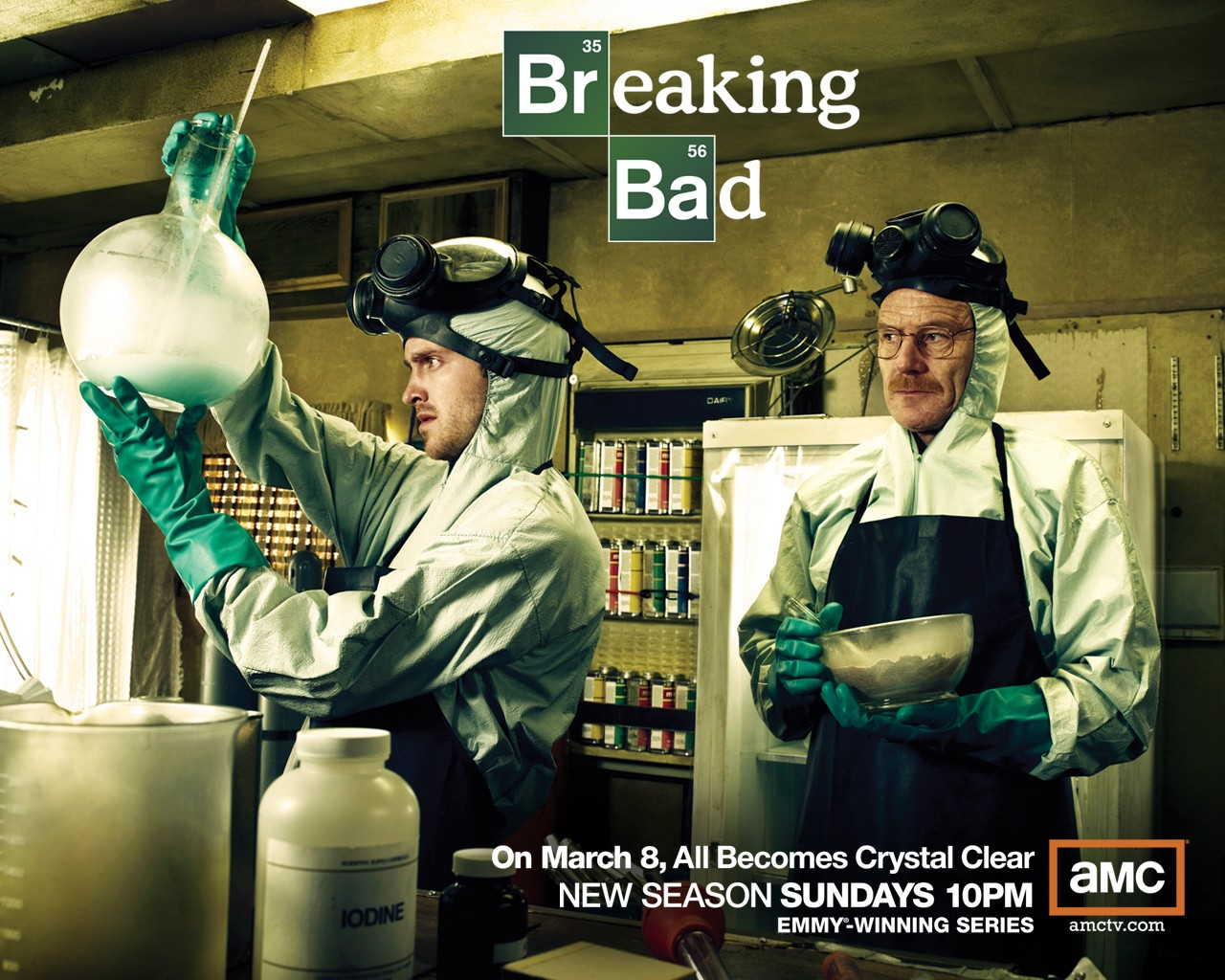 [MULTI] Breaking Bad , Saison 05 [VOSTFR] [01/??] [HDTV]