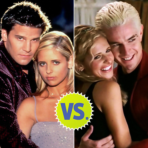 buffy et spike suite