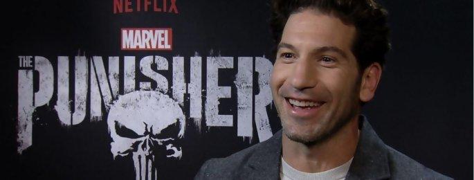 """The Punisher : """"Frank Castle est dans mon sang"""" interview Jon Bernthal"""