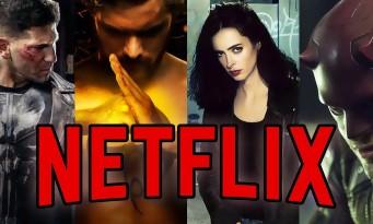 Daredevil, The Punisher, Iron Fist : à quand les prochaines séries Marvel Netflix ?