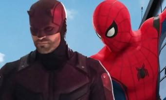 Une rencontre DAREDEVIL / SPIDER-MAN ? Charlie Cox est pour !