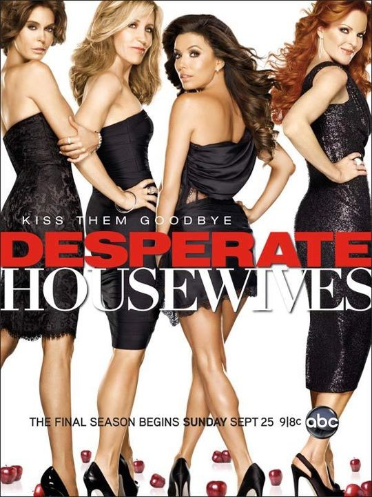 [MULTI] Desperate Housewives Saison 8 [VOSTFR] [HDTV]