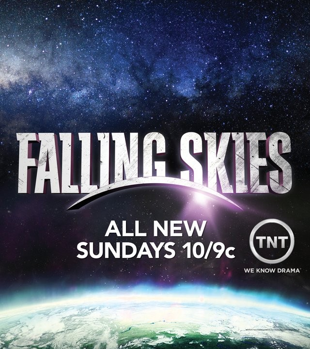 Falling Skies S01 Complete [BDRiP l FRENCH][UL]