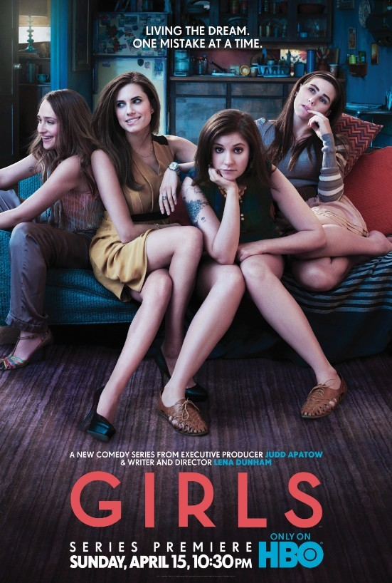 Girls 2012 [Saison 01 FRENCH] [E01 a E05/??] HDTV