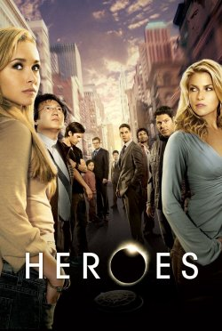 Heroes S02 BluRay 1080 MULTI x265 HEVC QC