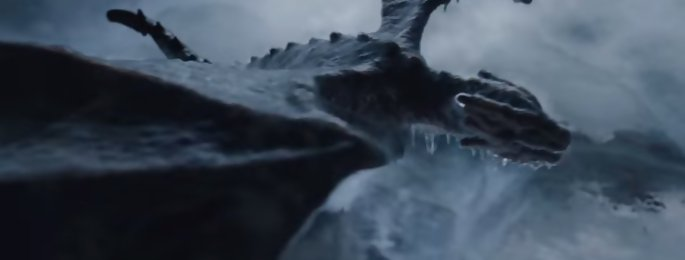 Game Of Thrones saison 8 : le premier teaser video est là. Et il y a un  dragon !