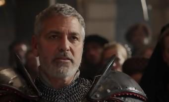 George Clooney s'incruste dans Game Of Thrones et tue un dragon... pour une pub