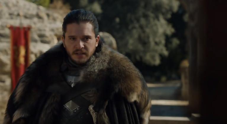 Kit Harington a été contraint et forcé de se déguiser Jon Snow