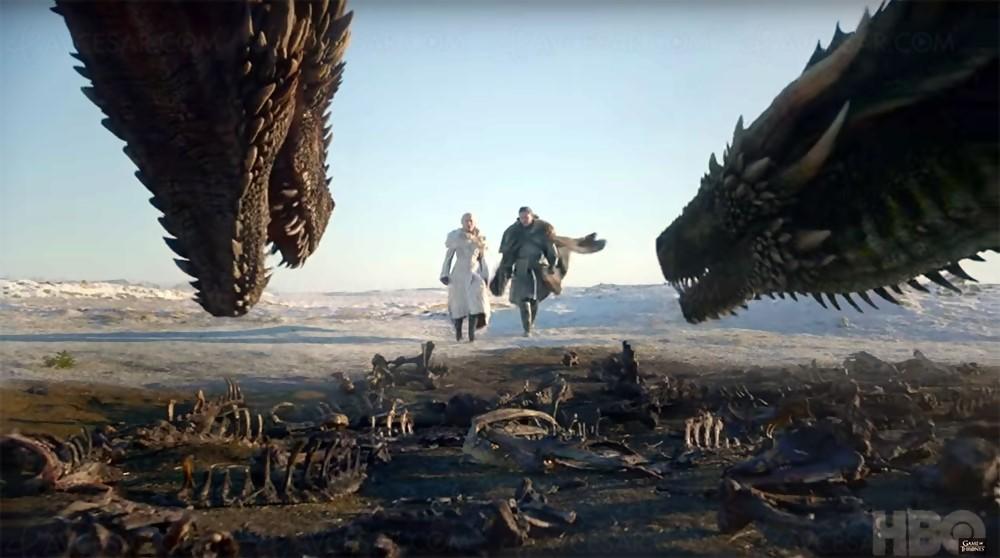 La saison 8 durera moins de sept heures — Game of Thrones