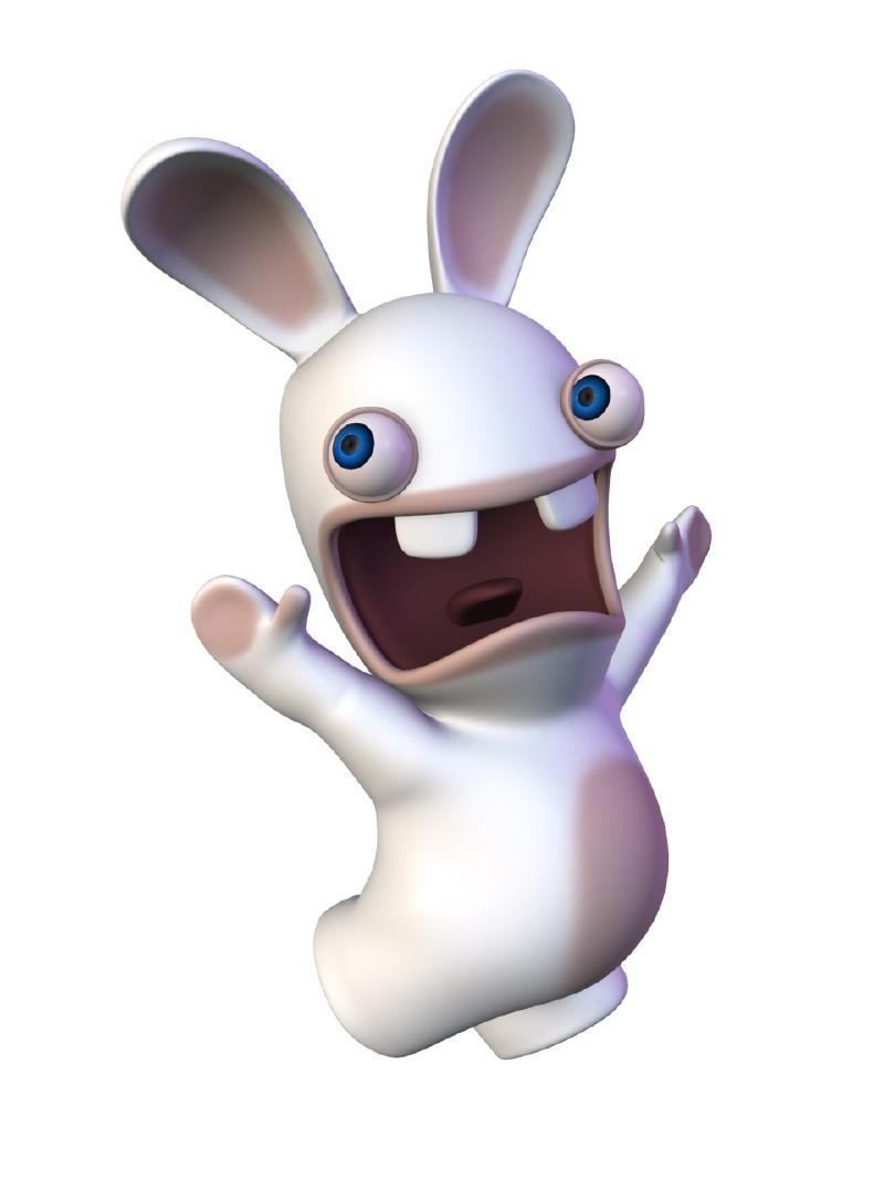 Les lapins cr tins - Lapin cretin image ...