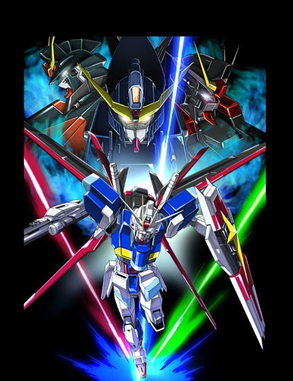 Gundam Seed Mobile Suits Mobile Suit Gundam See...