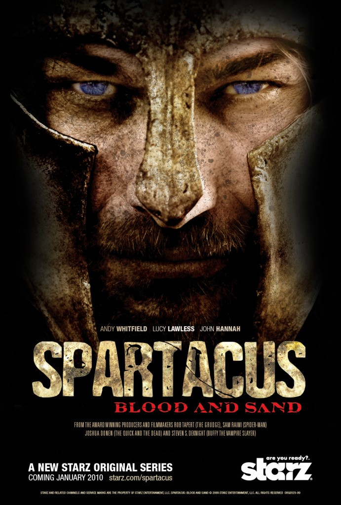 Spartacus: Blood And SanD - Saison 1 [Complete][DVDRiP]