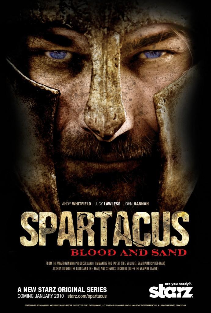 Spartacus : Le sang des gladiateurs - Saison 1 [Complete]