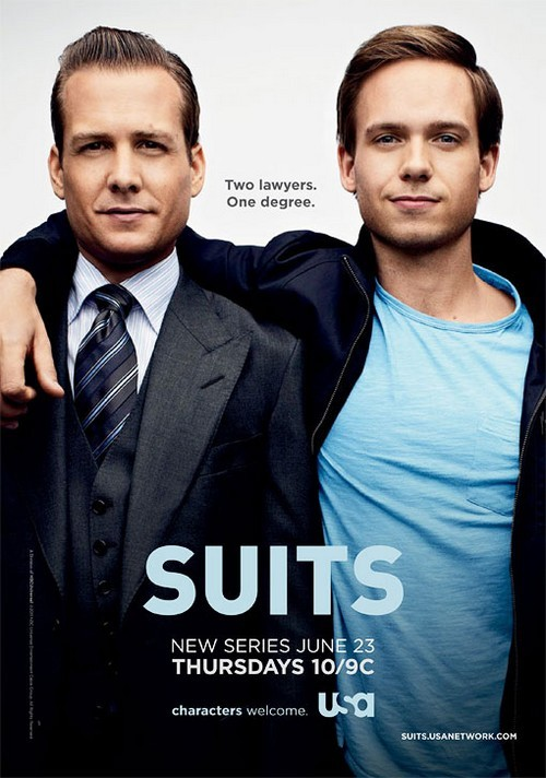 Suits Saison 1 [E03/??] [FRENCH DVDRiP-LD ]