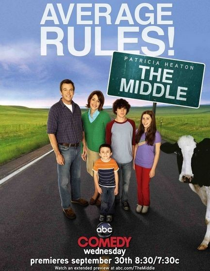 The Middle - Saison 04 [Complete]