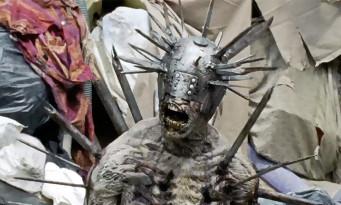 The Walking Dead : un zombie punk façon Mad Max fait la joie des fans