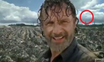 The Walking Dead saison 7 : des OVNIs pour la suite de la série ?