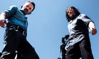 Un nouveau teaser pour THE WALKING DEAD saison 8. C'est la guerre !