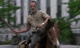 The Walking Dead saison 9 : la fin de Rick et des zombies qui parlent !-trailer