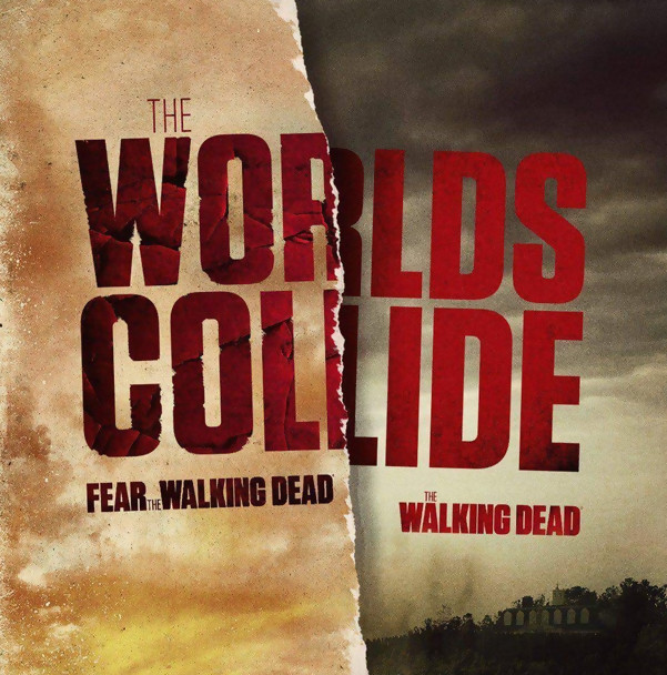 Cross-over avec Fear the Walking Dead annoncé — The Walking Dead