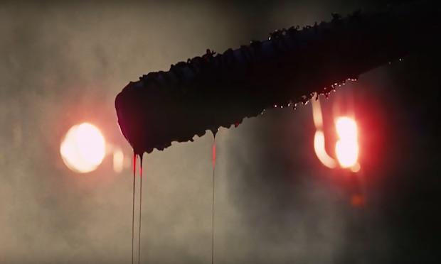 The Walking Dead Saison 7 La Raction Des Acteurs Au