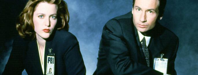 X-Files : Dana Scully et Fox Mulder ont déjà 25 ans !