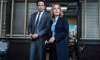 X-Files de retour pour une saison 11 de 10 épisodes !