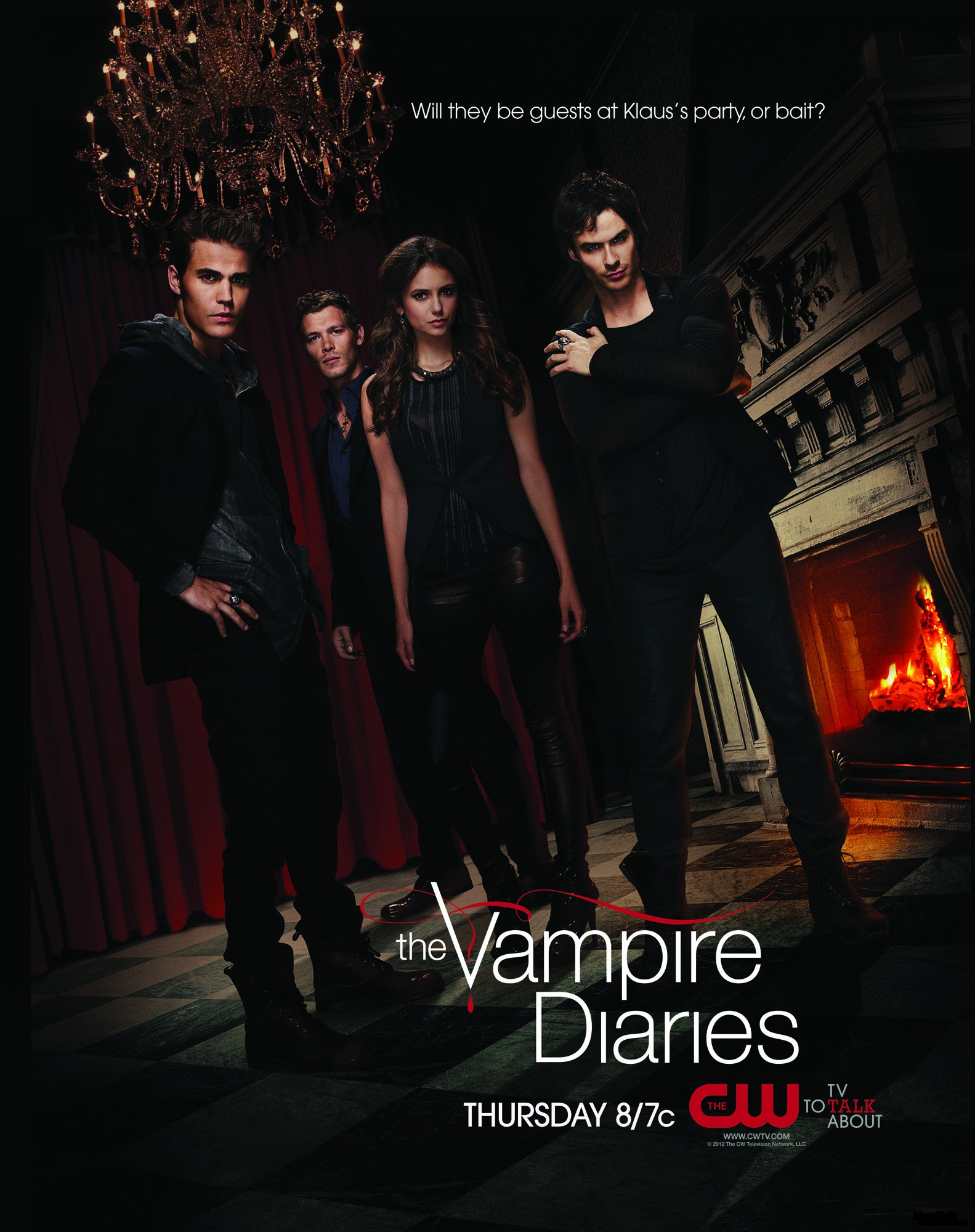 [MULTI] Vampire Diaries Saison 4 episode 3 [VOSTFR] [TVrip 720 ]
