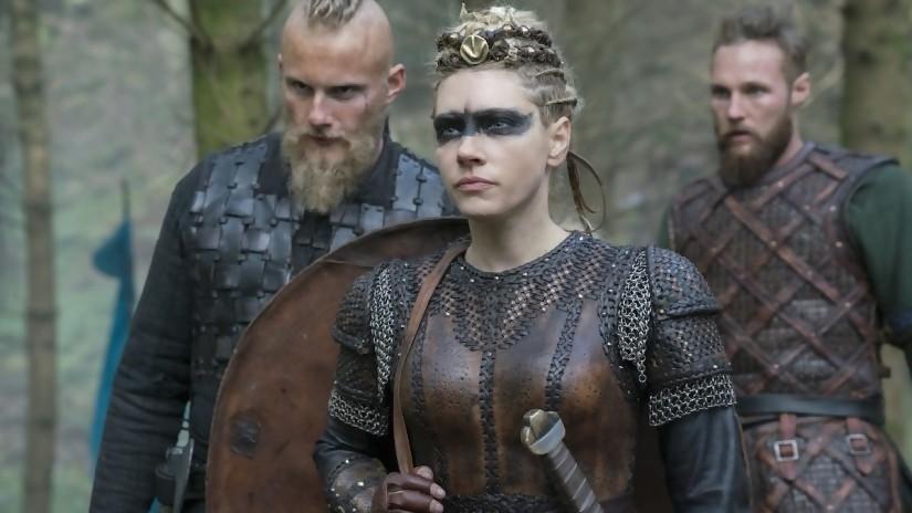 La saison 6 sera la dernière — Vikings