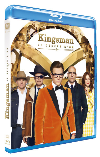 JEU CONCOURS : Gagnez des Blu-ray™ et DVD  KINGSMAN 2