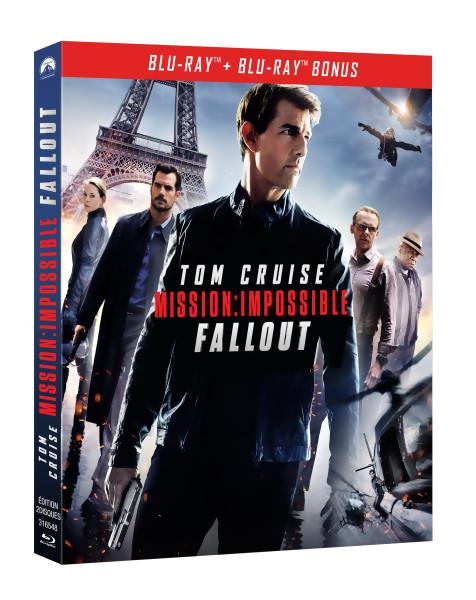 CONCOURS MISSION IMPOSSIBLE FALLOUT : des Blu-Ray™ et des goodies